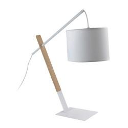 LAMPE A POSER DECO BLANC M2