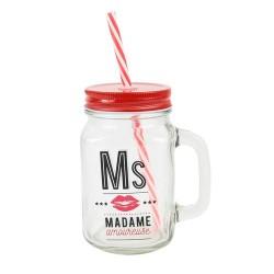 MASON JAR MS AMOUREUSE 45CL M12