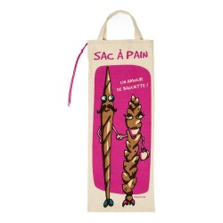 SAC A PAIN COTON M60