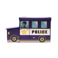 COFFRE DE RANGEMENT BUS POLICE M6