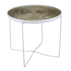 TABLE ETHNICAL LIFE BLANCHE M1
